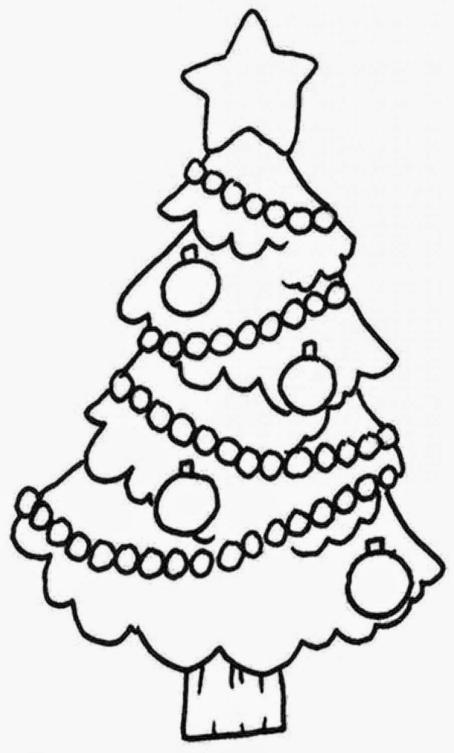 Christmas Coloring Sheets For Kids Free Coloring Sheet - Coloring