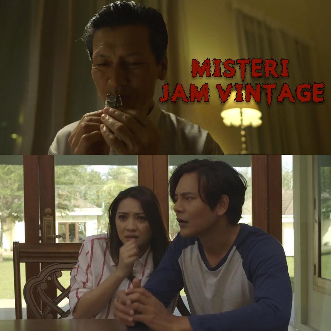 Misteri Jam Vintage