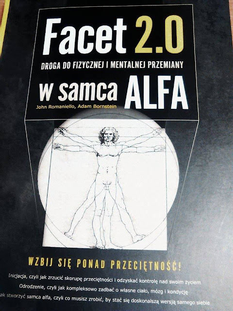 książka FACET 2.0. DROGA DO FIZYCZNEJ I MENTALNEJ PRZEMIANY W SAMCA ALFA