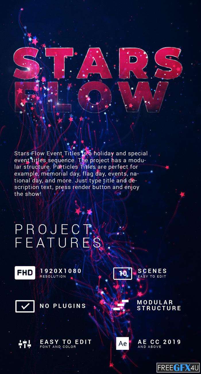 Stars Flow Event Titles
