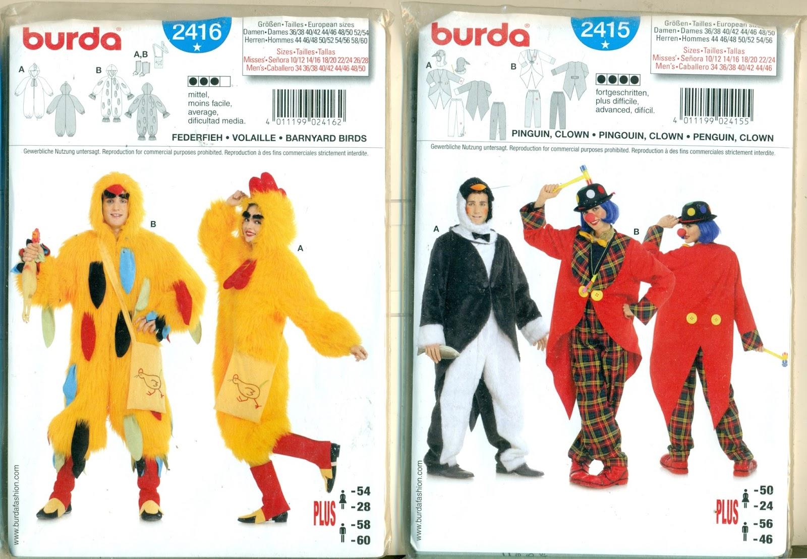 Бурда карнавальный костюм выкройки фото 625