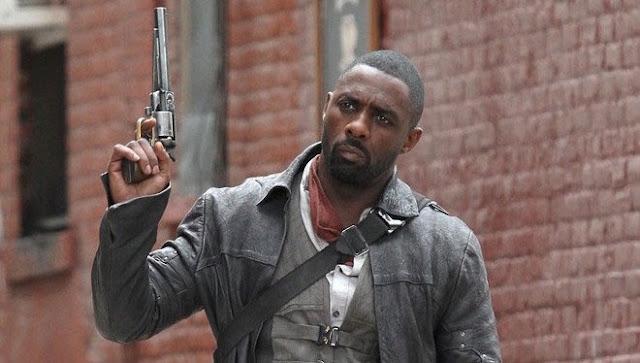 Idris Elba como Roland Deschain / La Torre Oscura 2017