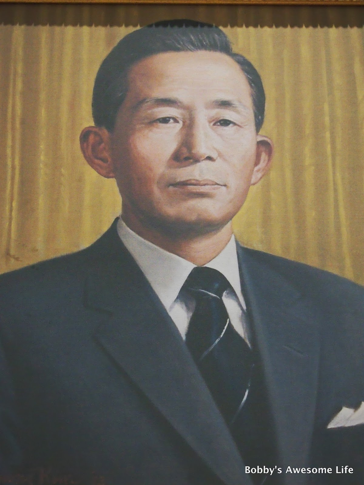 Assassination of Park Chung-hee