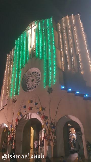 Christmas at Baclaran Church in Pasay City