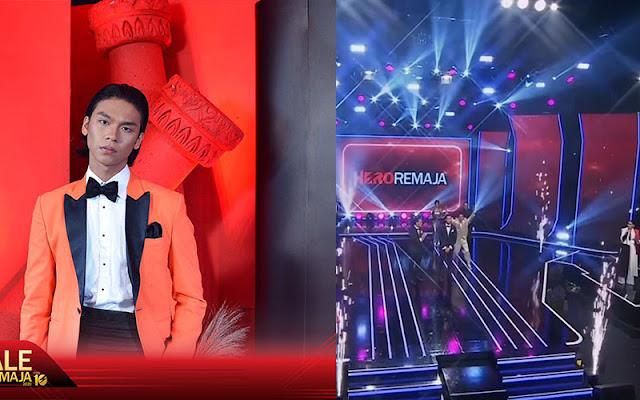 Tahniah Nadhir Nasar Dinobat Sebagai Juara Hero Ramaja 2020