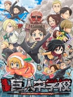 Assistir Shingeki! Kyojin Chuugakkou Online