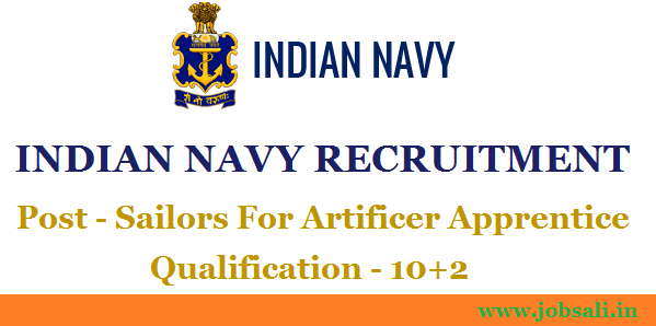 Join Indian Navy, Indian Navy Careers, Indian Navy Jobs after 12th