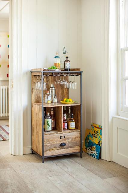 Savari Drinks Cabinet