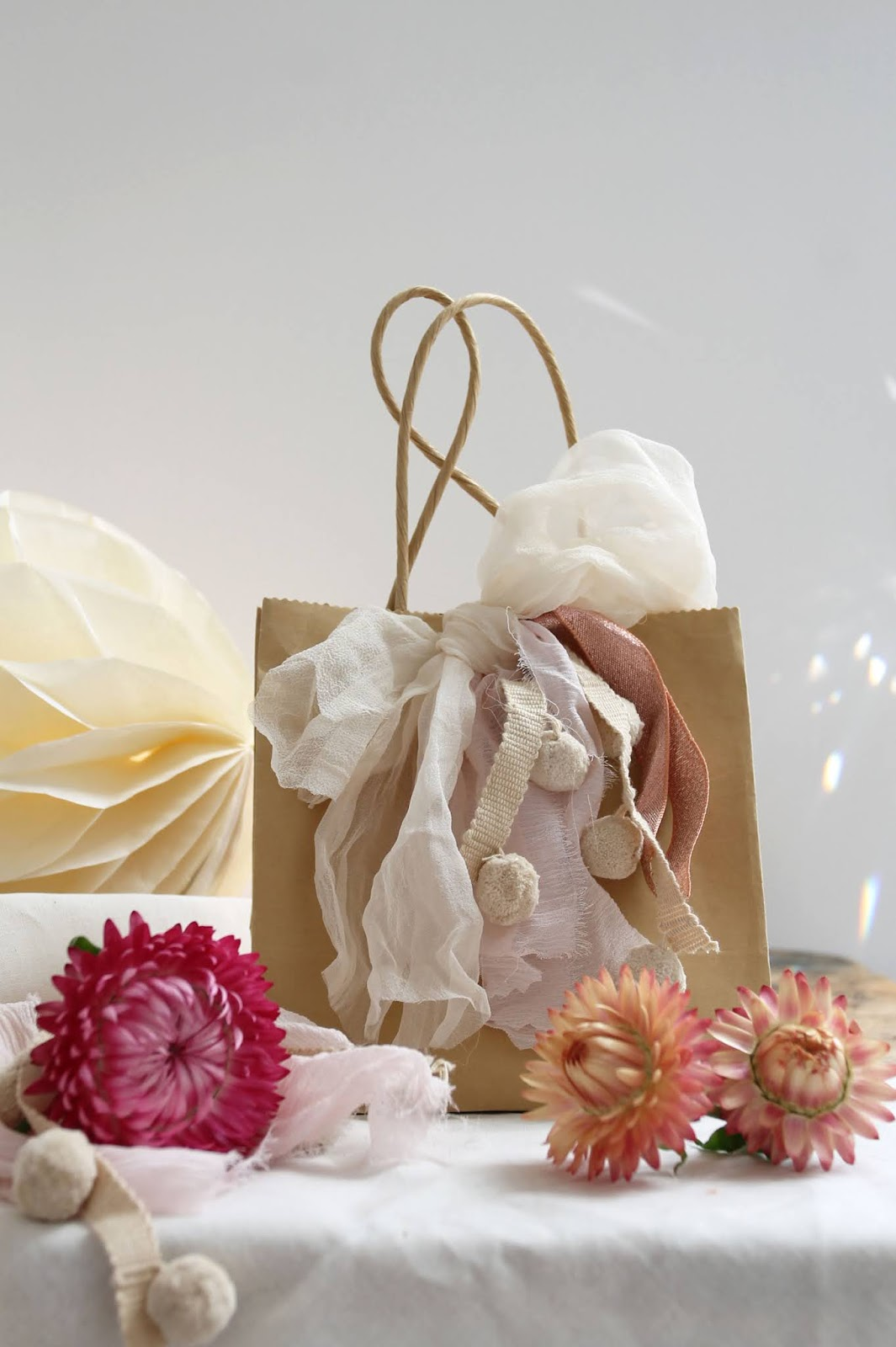 DIY – Decorated Gift Bags