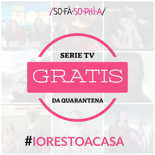 Serie tv - #IoRestoACasa