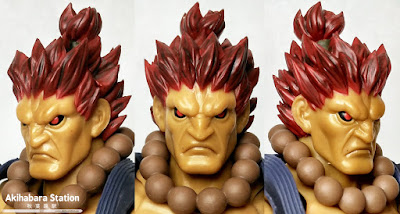 S.H.Figuarts Akuma / Gouki de Street Fighter - Tamashii Nations