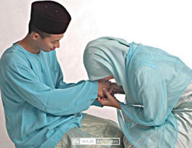 Masih Ragu Kenapa Ridho Suami itu Surga Bagi Para Istri?
