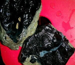 ciri-ciri bahan black opal ber kualitas