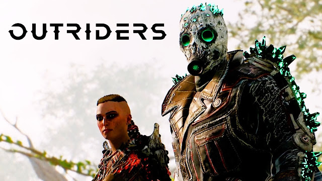 Outriders hit 125,123 Steam Peak Concurrent Players - Making its one of the biggest co-op game on steam | TechNeg
