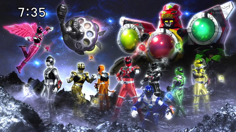 My Shiny Toy Robots First Impressions Uchu Sentai Kyuranger