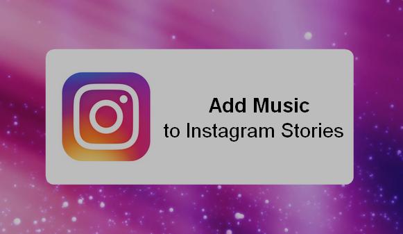 Cara Menambahkan  musik ke Instagram Story 2
