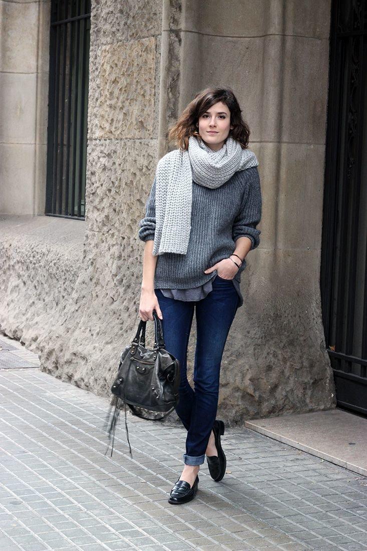 Mocasines Para Mujer 30 Ideas De Como Combinar Y Vestir