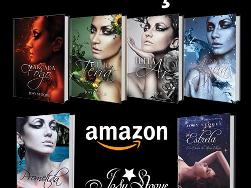 Promoção de todos os eBooks de Josy Stoque na Amazon!