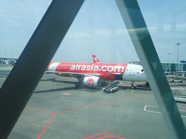 pengalaman terbang bersama airasia