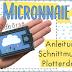 Mein neues E-Book | MICRONNAIE | ein winziges Portemonnaie mit Alltagpotential