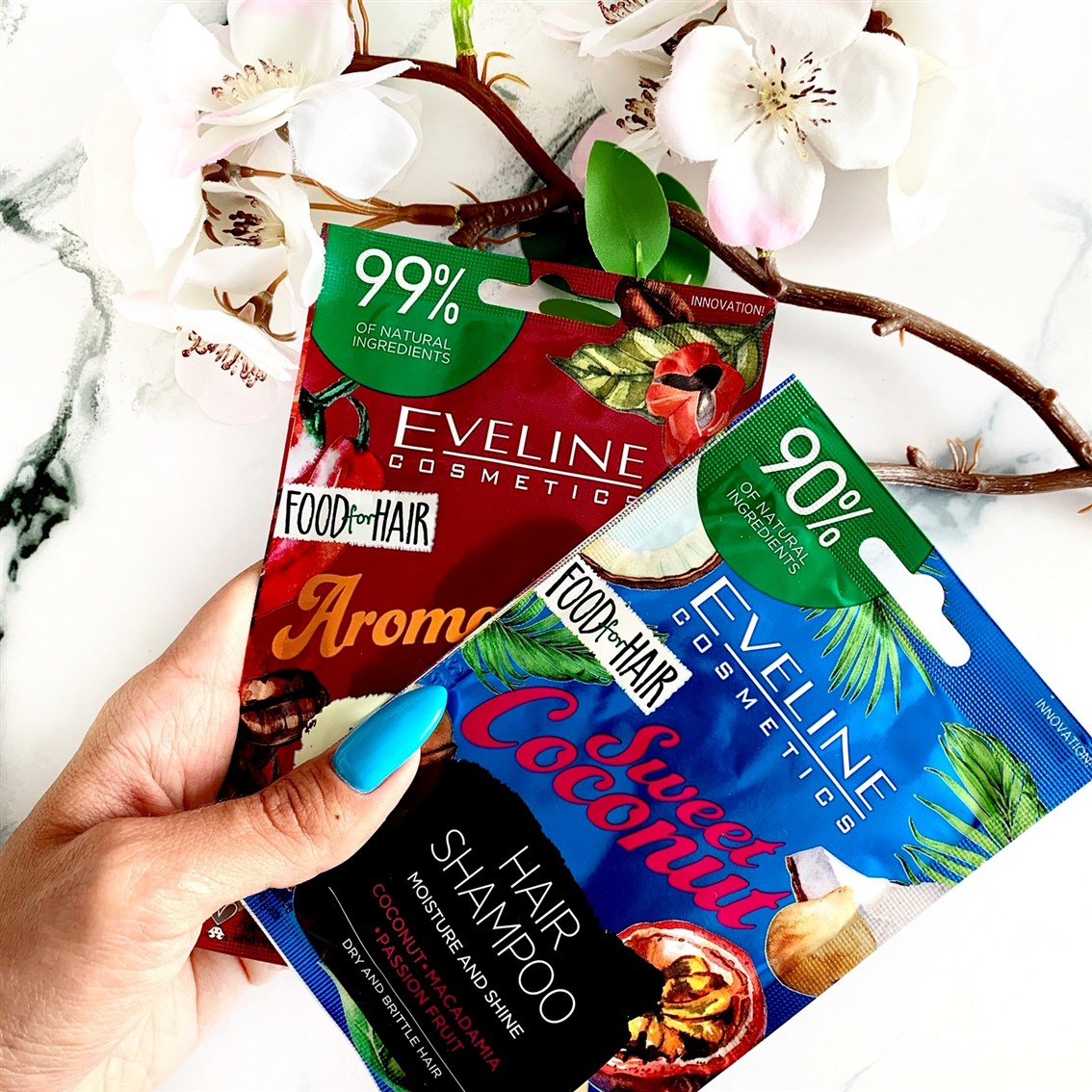 Eveline Food For Hair