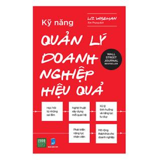 Kỹ Năng Quản Lý Doanh Nghiệp Hiệu Quả ebook PDF EPUB AWZ3 PRC MOBI