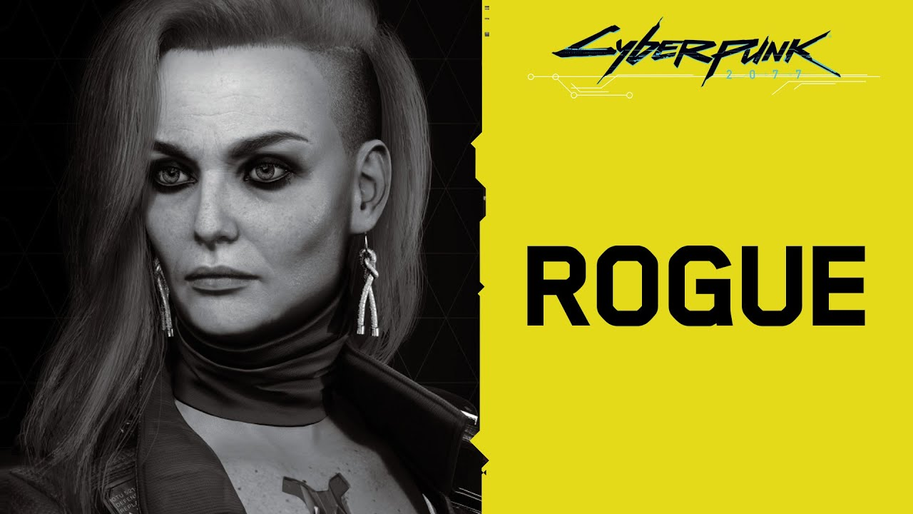 How to have an affair with Rouge in Cyberpunk 2077