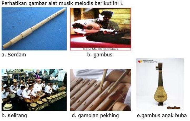 Lengkap Contoh Soal Jenis Dan Fungsi Alat Musik Tradisional Kelas 10 Sma Ma Bospedia