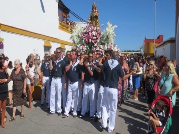 Cancelada la procesión de la Virgen del Carmen de la barriada de Pescadores de Algeciras