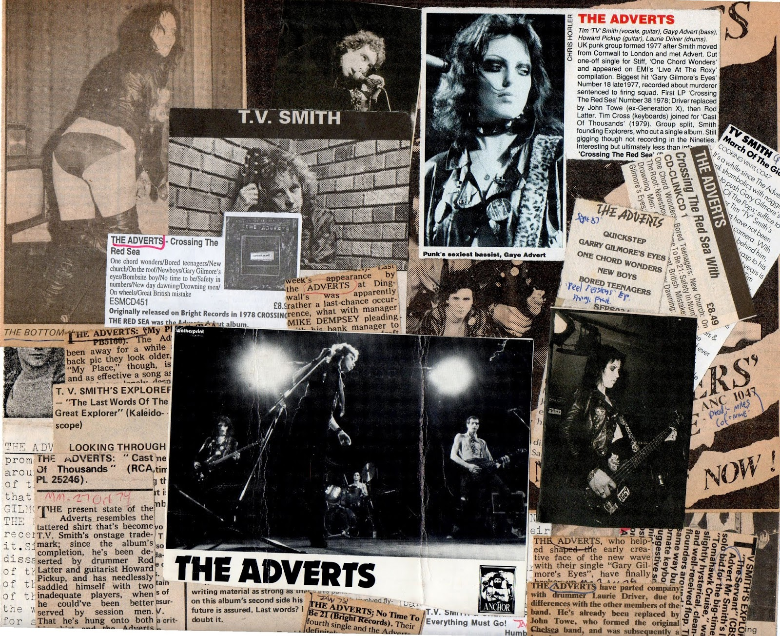 Eight Miles Higher Tv Smith And The Adverts