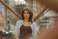 Shraddha Das in a Lovely Brown Top and Denim jeans ~ Exclusive Unseen Beauty HD Pics 015.JPG