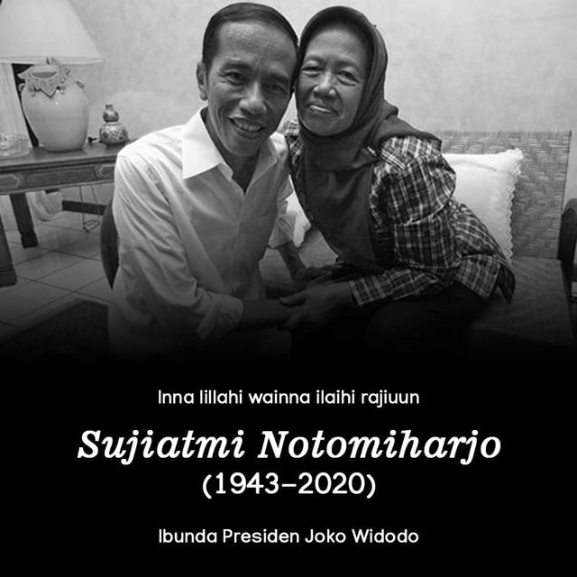 Ibunda Jokowi Meninggal-IGmendadakviral