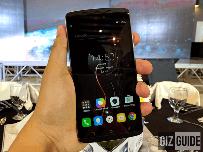 Sale Alert: Lenovo Vibe K4 Note With Stereo Speakers Is Down To PHP 5999