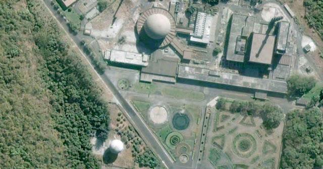 Canada India Reactor Utility Service [CIRUS] Nuclear Reactor - BARC - India