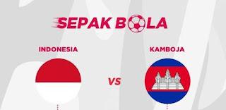Prediksi Indonesia vs Kamboja  Kamis 24 Agustus 2017