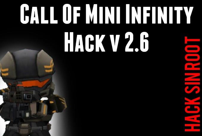 Call Of Mini Infinity Hack V 2.6