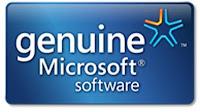 Hasil gambar untuk windows genuine logo