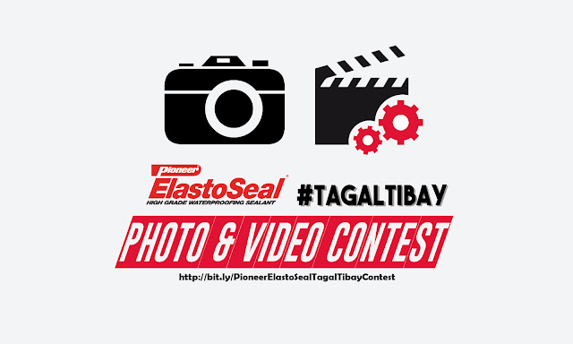 Pioneer ElastoSeal #TagalTibay Photo & Video Contest