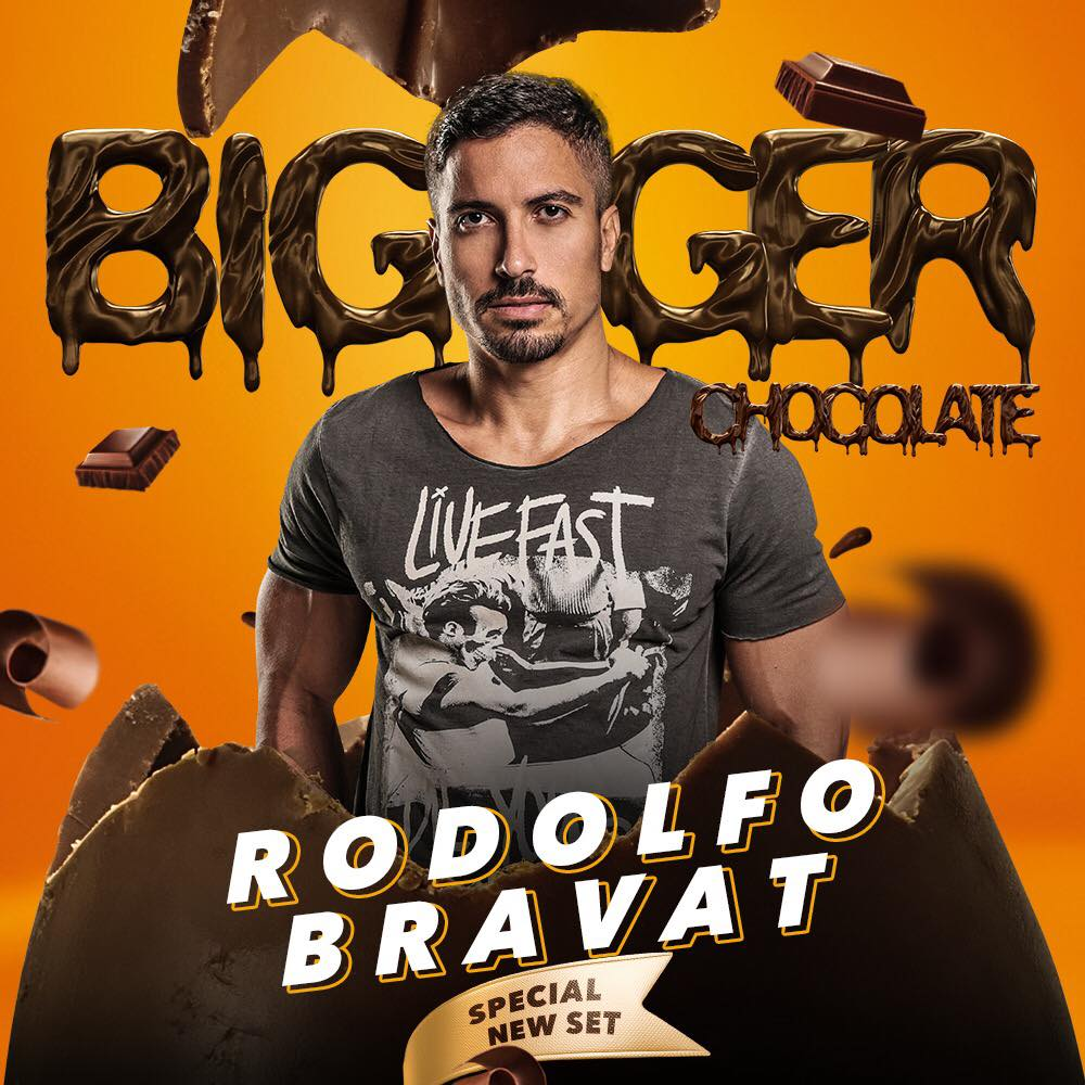 RODOLFO BRAVAT - BIGGER CHOCOLATE (Special New Set)