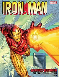 Iron Man: Heroes Return: The Complete Collection