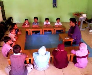 Apa Saja Yang Harus Saya Lakukan di Depan Anak-Anak?