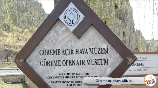 Goreme-Acikhava-Muzesi