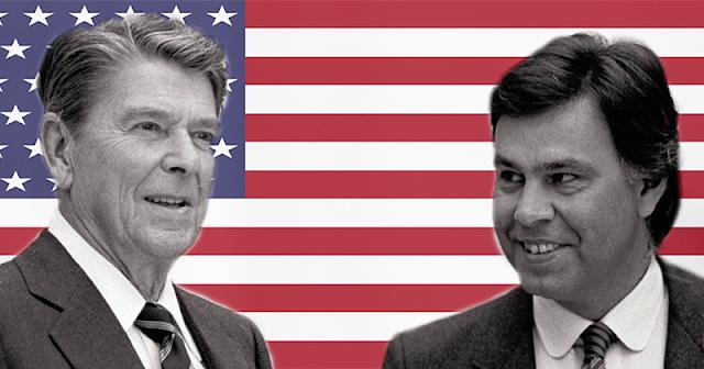 Reagan y González