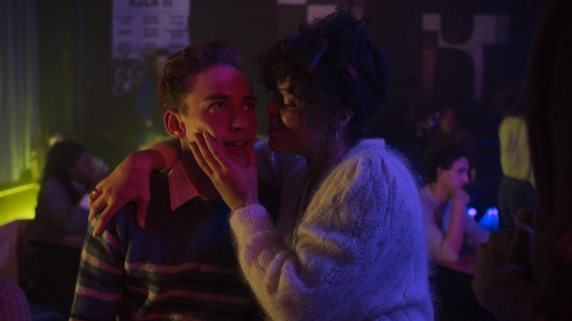 It's a Sin Temporada 1 (2021) 1080p WEB-DL Latino