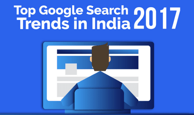 Top Google Search Trends in India 2017