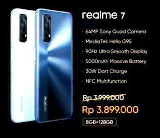 Spesifikasi Realme 7