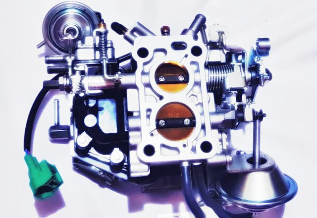 Cara Rakit Karburator