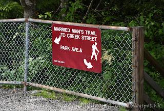 Ketchikan,  克奇坎, 凱奇坎,Married Man's Trail