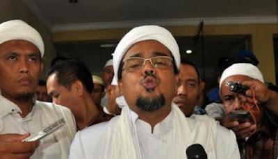 Rizieq menghadapi penolakan terkait pengukuhan dirinya menjadi Imam Besar Umat Islam di Indonesia