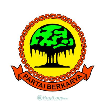 Partai Berkarya Logo Vector